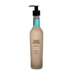 Deluxe jojoba enriched hand and body wash 250ml