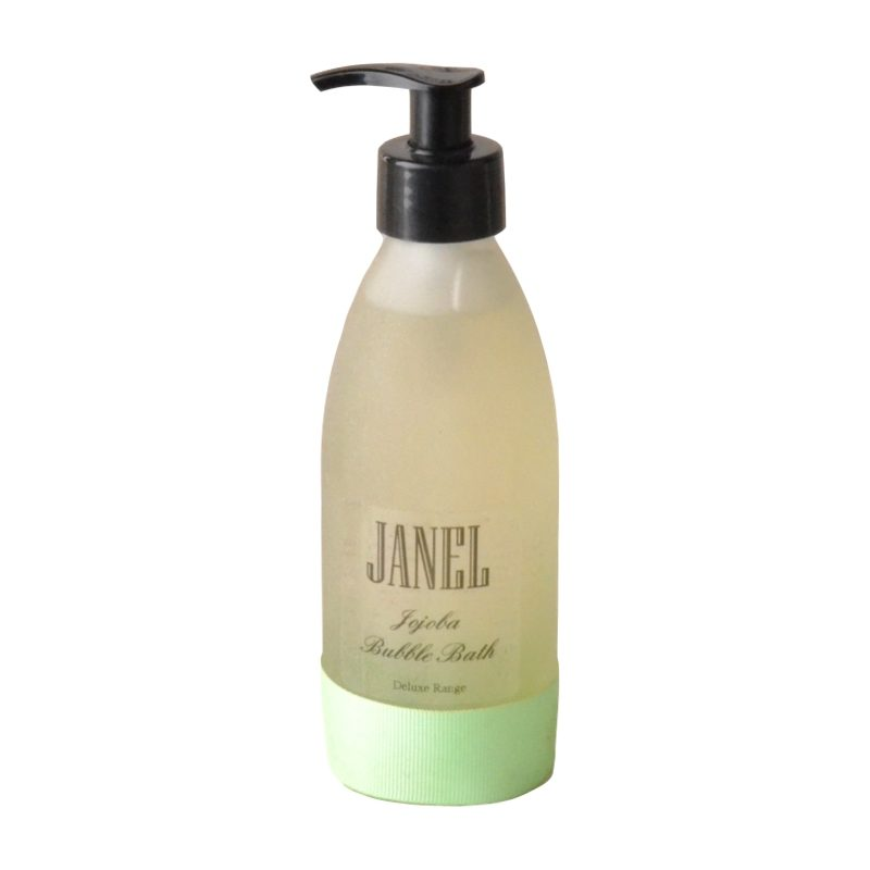 Deluxe-jojoba-enriched-bubble-bath-frosted-glass-250ml