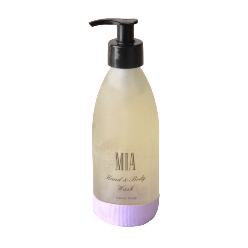 Deluxe jojoba enriched hand and body wash 250ml 1