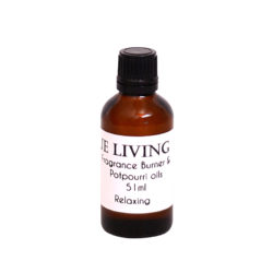 JE Living fragrance and burner potpourri oils 51ml