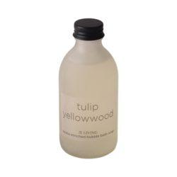 JE-Living-jojoba-enriched-bubble-bath-soap-glass-bottle-200ml