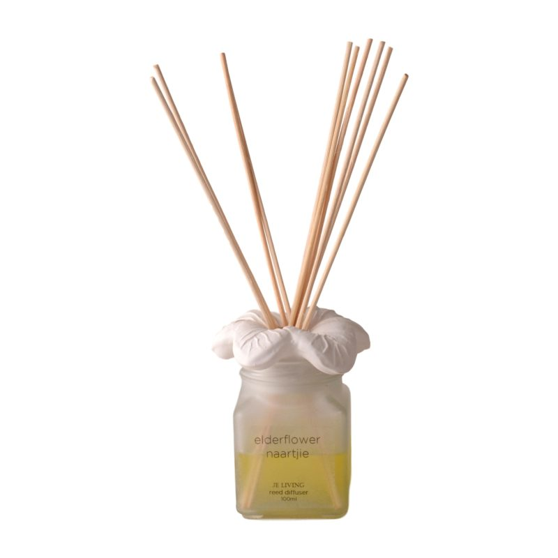 JE-Living-square-glass-reed-diffuser-with-ceramic-dahlia-flower-100ml-gift-set
