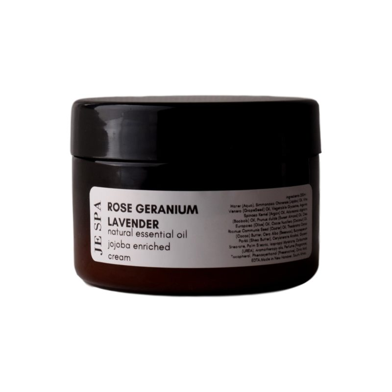 JE-Spa-natural-essential-oil-jojoba-enriched-cream-250ml