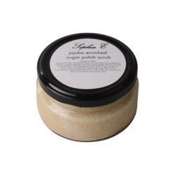 Sophia E jojoba shea cocoa butter sugar polish 200ml