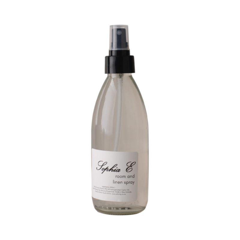 Sophia E room & linen perfume 250ml