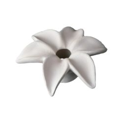 Ceramic reed diffuser lily flower