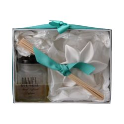 Deluxe reed diffuser 100ml lily flower gift