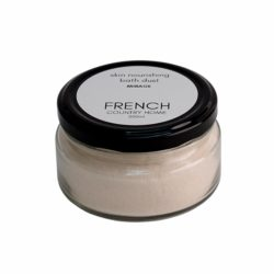 French Country Home jojoba skin nourishing bath dust 200ml