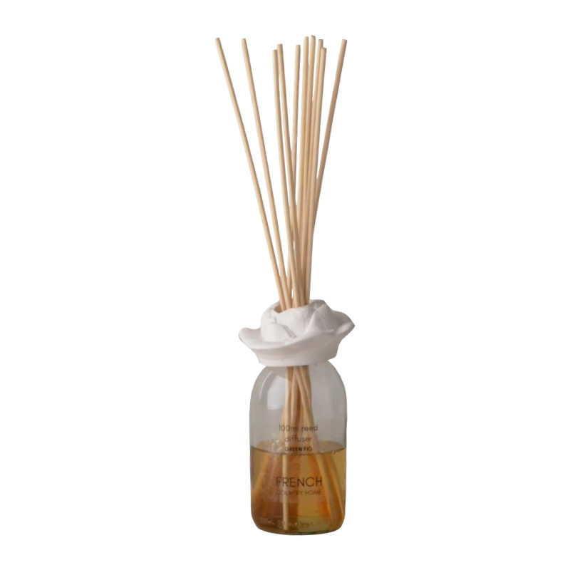 French Country Home reed diffuser 100ml camelia flower gift