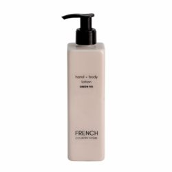 French Country Home jojoba enriched hand and body lotion 300ml