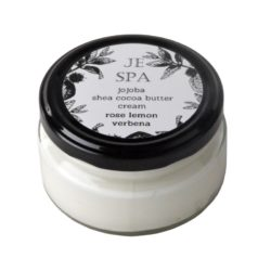 JE Spa Jojoba shea cocoa butter cream 200ml