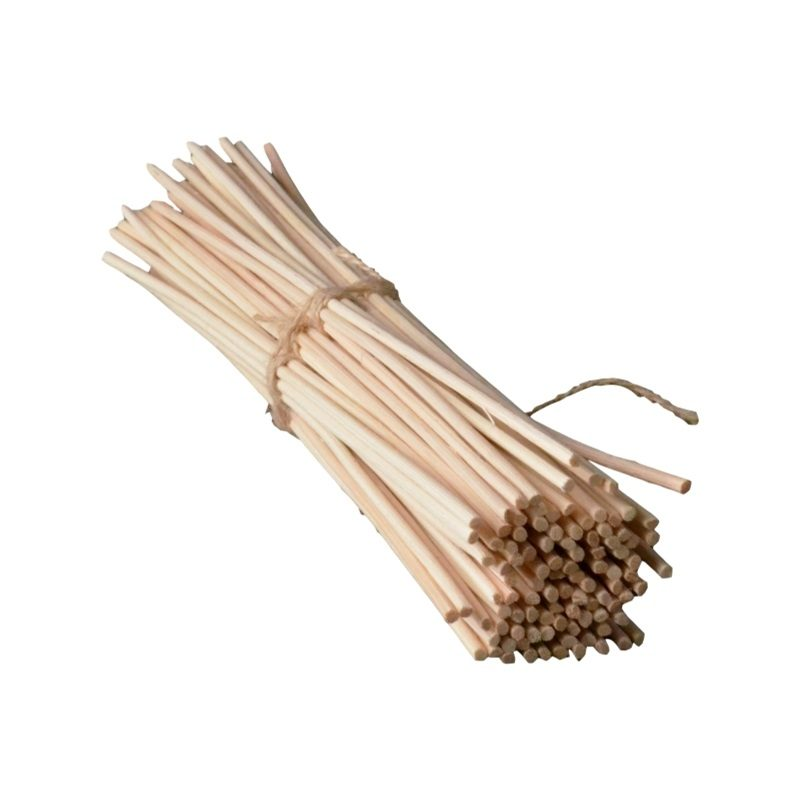 Reed diffuser rattan sticks 300mm - 3mm - 100 UNITS
