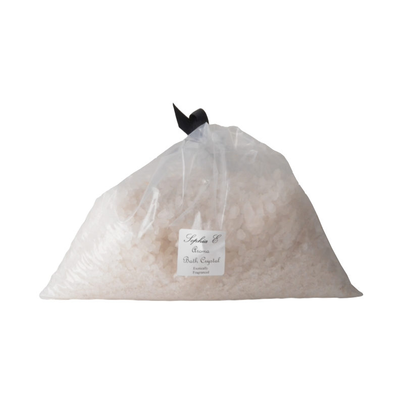 Sophia E bath and aroma rock crystals scented 5kg