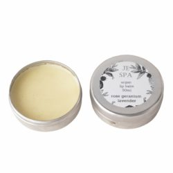 JE Spa jojoba shea butter soy wax candle tin 65mm diameter