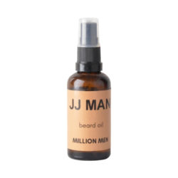 JJ Man jojoba argan beard oil 50ml