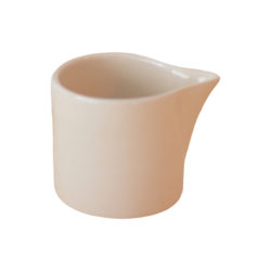 Ceramic milk jug - H +- 45mm, D +-48mm