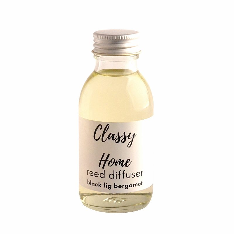 Classy Home reed diffuser refill 100ml