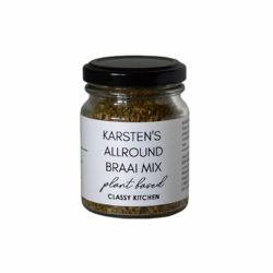 Classy Kitchen dry rub 125ml - KARSTEN'S ALLROUND BRAAI MIX