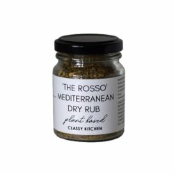 Classy Kitchen dry rub 125ml - 'THE ROSSO' MEDITERRANEAN DRY RUB