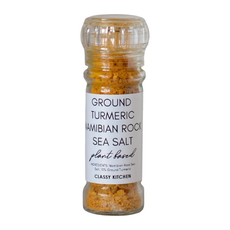 Classy Kitchen namibian rock sea salt grinder - 100ml