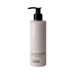 between the leaves hand and body lotion plastic bottle 250ml - OUTDOOR