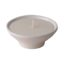 between the leaves scented candle in flair white ceramic +-95mm diameter - OUTDOOR