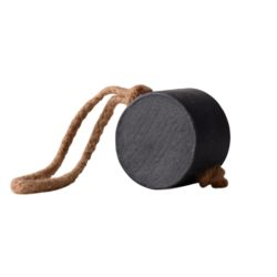 SEEP-handmade-activated-charcoal-soap-on-jute-200g
