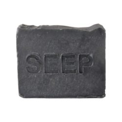 SEEP-handmade-activated-charcoal-wrapped-soap-150g